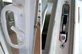 sliding door locks and handles sliding door locks handle user submitted photos of a sliding glass sliding door locks and handles patio