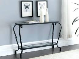 medium size of small round accent table with drawer black half circle console storage tables kitchen