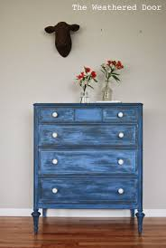blue antique furniture. Great Bedroom Design And Decoration With Antique Painting Dresser : Creative Furniture For Ideas Blue E