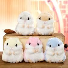 Women Hamster <b>Plush Keychain</b> Cute <b>Stuffed</b> Animal Handbag ...