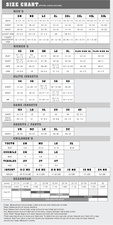 Majestic International Size Chart 40 Disclosed Size Chart For Big And Tall