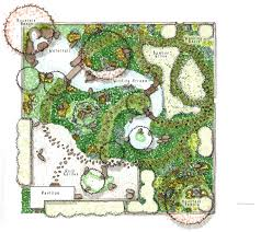Japanese Garden and Planting Plan