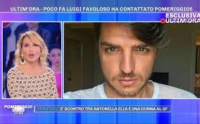 Luigi Mario Favoloso chiama Barbara d'Urso: 'Ci ha detto dov ...