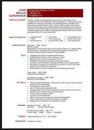 Skills Section Of Resume For Teachers Resume Pinterest Teacher