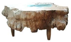 teak root coffee table glass top root coffee table bleached teak root coffee tables round teak