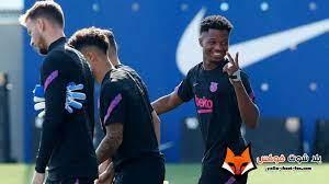 مباراة برشلونة وبنفيكا في دوري أبطال أوروبا اليوم الاربعاء 29-09-2021