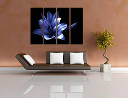 4 piece photo canvas living room canvas wall art blue floral art floral on large 4 piece wall art with 4 piece large pictures blue floral wall art flowers canvas photography