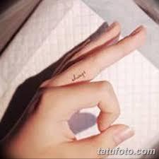 фото тату на пальцах 16122018 120 Photo Tattoo On Fingers