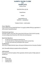 Sample cover letter for job application in bank Dayjob