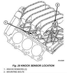 repair guides components systems knock sensor com click image to see an enlarged view