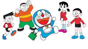 6 mẫu tranh tô màu doremon và nobita đẹp nhất cho bé