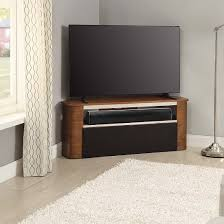 marin wooden corner acoustic tv stand