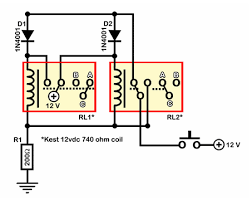 relay toggle switch eeweb community relay toggle switch circuit diagram