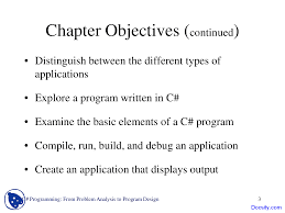 Types Of Program Design Introduction Fundamentals Of System Development Lecture