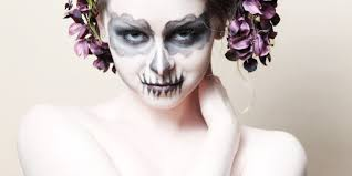 makeup ideas bee a zombie or corpse bride with you tutorials huffpost uk