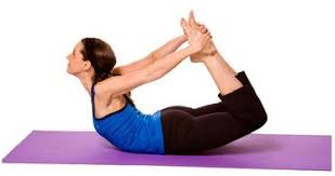 Image result for Bow Pose EXERCISE