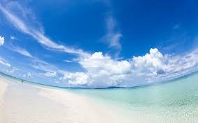Japanese tropical islands-Ocean scenery ...