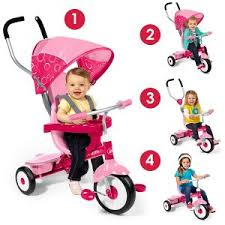 Lastly, your child can use it as a classic trike once he/she becomes 4-year- old. 12 Best Birthday Gift Ideas for 1 Year Old Girl | Inspire