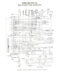 ford thunderbird wiring diagram ford ford 2 3l turbo motor swap wiring diagrams