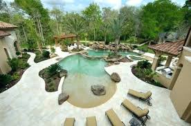 beach entry pool cost beach entry pool cost beach entry pool images beach entry fiberglass pool