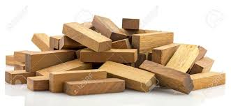 Wooden Brick Game Blocks Of Wood JENGA Game Stock Photo Picture And Royalty Free 74