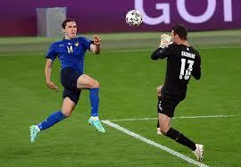 Italia   l'analisi in vista dei quarti di finale   Chiesa titolare