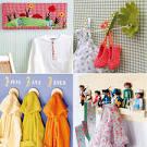Крючки для детской одежды