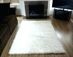 small white rug faux fur area rug spacious furniture amazing small white fur rug faux on small white rug