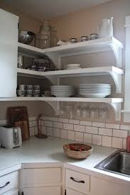 Shelves In Kitchen How Much Make Drywall Shelves In The Kitchen Rafael Home Biz