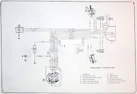 just a moped project wasp finished page 2 soviet steeds i also needed to figure out the bike s original wiring so i could modify it i found this nifty diagram to help that