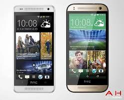 HTC One Mini 2 M8 vs HTC One Mini M7