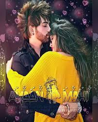 most romantic couple photo dp wallpaper