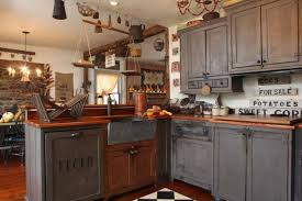 Astonishing Primitive Country Kitchen Kitchens In ...