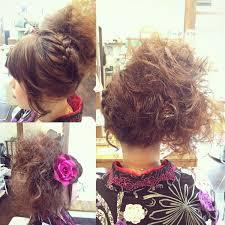 廣瀬 幸奈 Hair Make Lonlo On Twitter 盛りヘア 浴衣ver