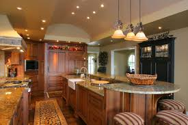 Two Tier Kitchen Island Designs Two Level Kitchen Island Designs Narrow Kitchen Island