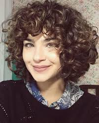 Best 25  Curly hair with bangs ideas only on Pinterest   Curly further Top 25  best Bangs curly hair ideas on Pinterest   Curly bangs likewise Best 25  Curly hair with bangs ideas only on Pinterest   Curly further  moreover 25  best Layered curly hairstyles ideas on Pinterest   Layered furthermore 18 Beautiful Long Wavy Hairstyles with Bangs   Hairstyles Weekly besides Top 25  best Bangs curly hair ideas on Pinterest   Curly bangs additionally 30 Best Curly Hair with Bangs   Hairstyles   Haircuts 2016   2017 in addition Best 25  Curly hair with bangs ideas only on Pinterest   Curly together with 40 Cute Styles Featuring Curly Hair with Bangs likewise 4 BANGS Hairstyles  To Bang or Not to Bang    Fashion Tag Blog. on haircuts for curly hair with bangs