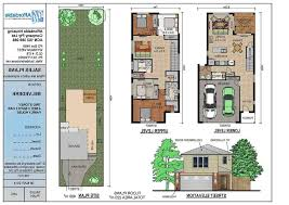 small two story house plans narrow lot small two story house plans narrow lot degreesdesign with