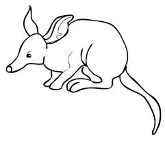 Small Picture Bandicoot coloring page Free Printable Coloring Pages