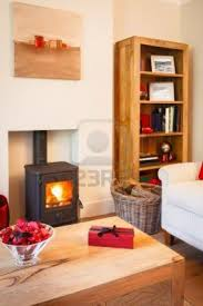Wood Stove Living Room Design 17 Best Images About Wood Burning Stove Living Room Decoration On