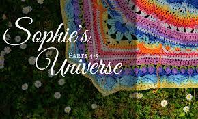Sophie's Universe Crochet Pattern New Decorating Ideas