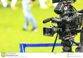 Resultado de imagen para Cámara de televisión
