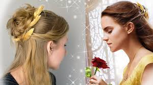 Emma Watson Hair Style beauty and the beast hair tutorial emma watson as belle 4029 by wearticles.com