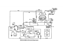 wiring diagram briggs and stratton 12 5 hp 2 wire center \u2022 Tractor Ignition Switch Wiring Diagram briggs and stratton engine wiring diagram hastalavista me rh hastalavista me 12 5 hp briggs and stratton