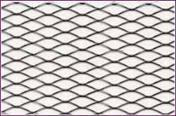 metal lath. diamond mesh for plaster lath metal