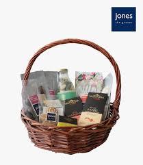 frankly fruit nut gift basket