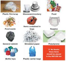 Things To Recycle What We Can Recycle Adur Worthing Councils