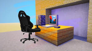 how to make a chair in minecraft. Minecraft : How To Make A Gaming Chair In
