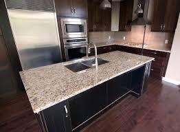 design gallery of kitchen granite countertops slideshow dark brown granite countertops with white cabinets