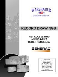 generac h100 control panel wiring diagram generac h100 control generac h100 control panel wiring diagram record drawings generac pdf electric generator switch