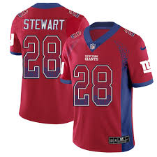 Giants Red Ny Black And Jersey